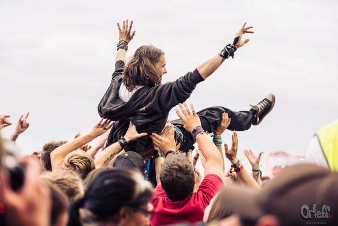 August Burns Red @ NovaRock Festival
