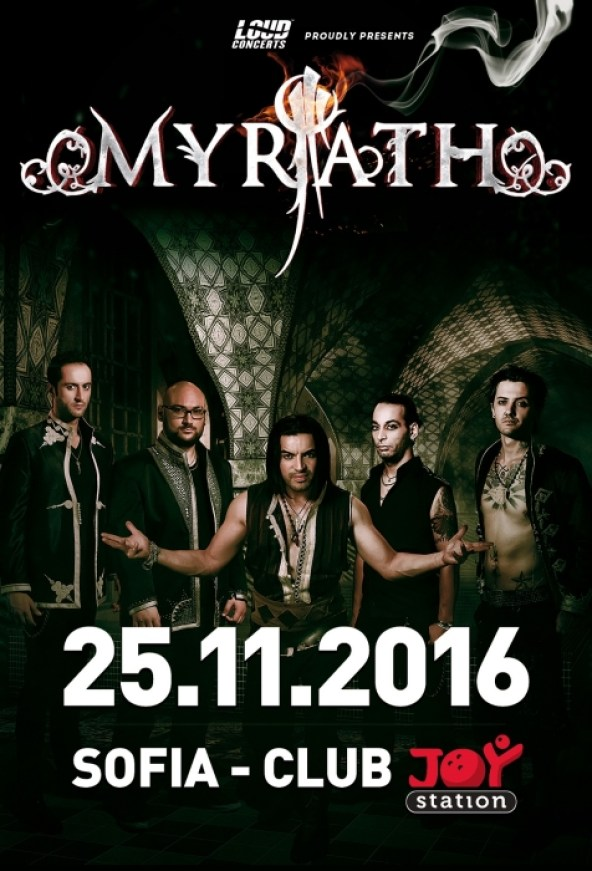 Myrath-Poster