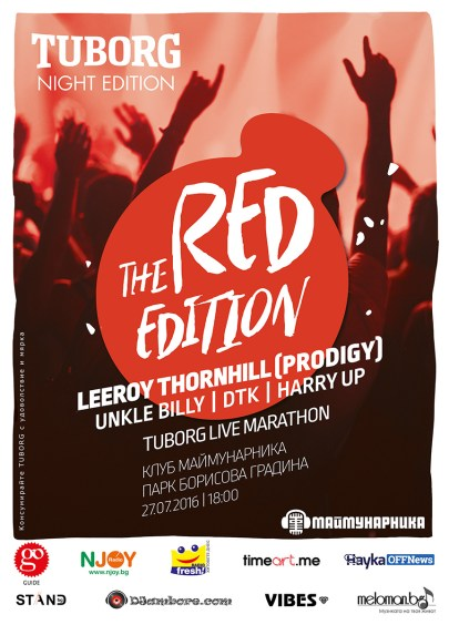 Tuborg_Red_Edition_Poster