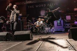The Word Alive, Sofia 2017