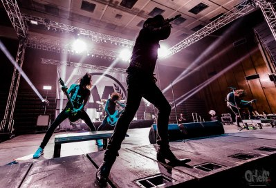 Asking Alexandria, Sofia, 2017