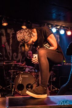 Jinjer @ Live & Loud, 2017