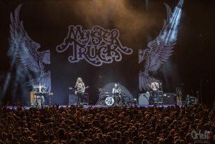 Monster Truck @ Arena Armeec, Sofia, 2017