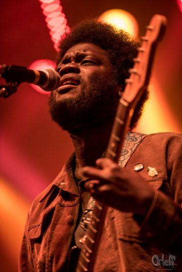Michael Kiwanuka @ INmusic festival, 2017