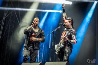 Five Finger Death Punch @ Nova Rock Festival, 2017