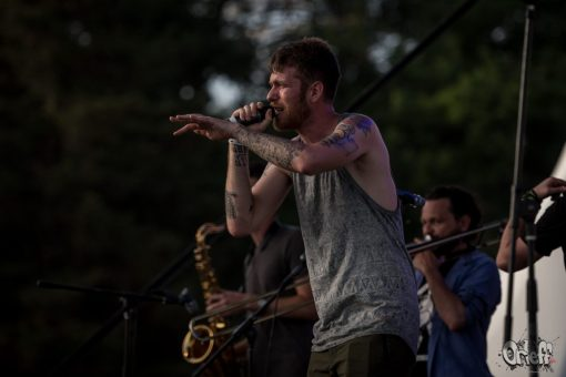 Toy Letters @ Hills Of Rock Festival, 2017