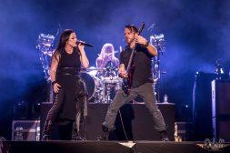 Evanescence @ Hills Of Rock Festival, 2017