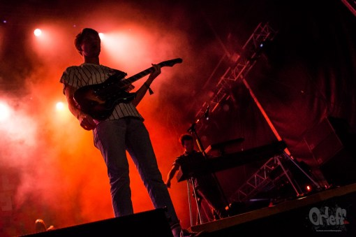 Glass Animals @ Summer Well Festival, 2017
