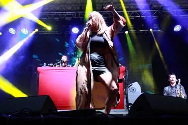 The Sweet Life Society @ Love CHange Music Festival, 2017