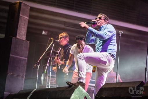 Dub Pistols @ Street Mode Festival, Thessaloniki, 2017