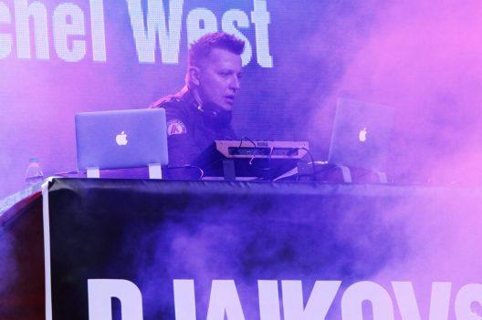 Djaikovski @ Love CHange Music Festival, 2017