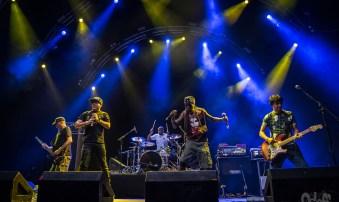 Asian Dub Foundation (27 октомври 2017, Арена Армеец)