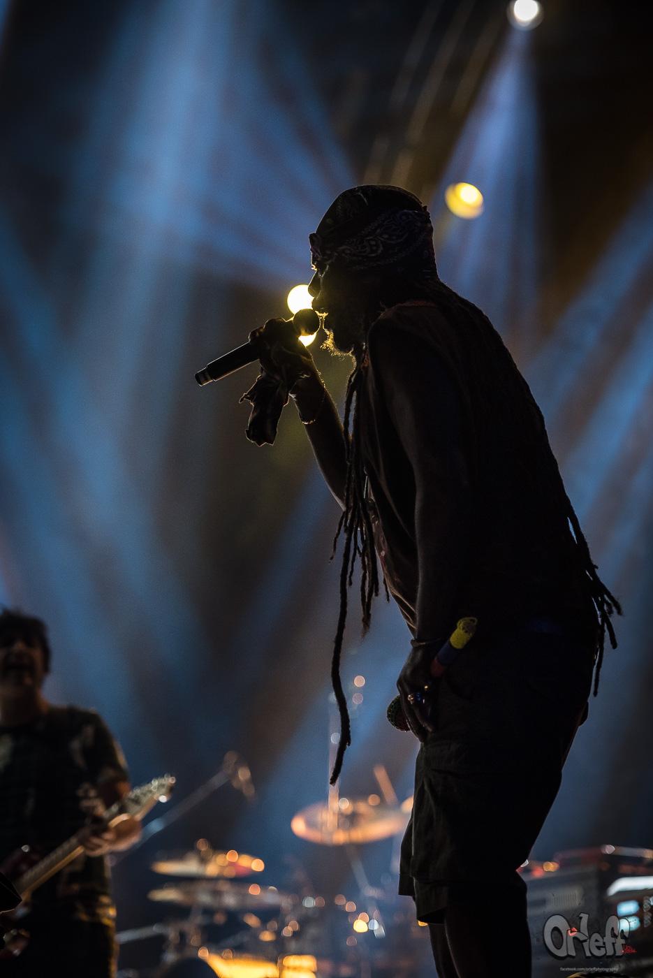 Asian Dub Foundation @ Арена Армеец, 2017