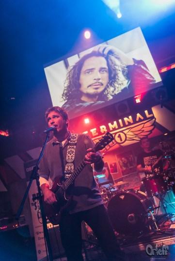 Der Hunds: Chris Cornell Tribute @ Terminal 1, 2017