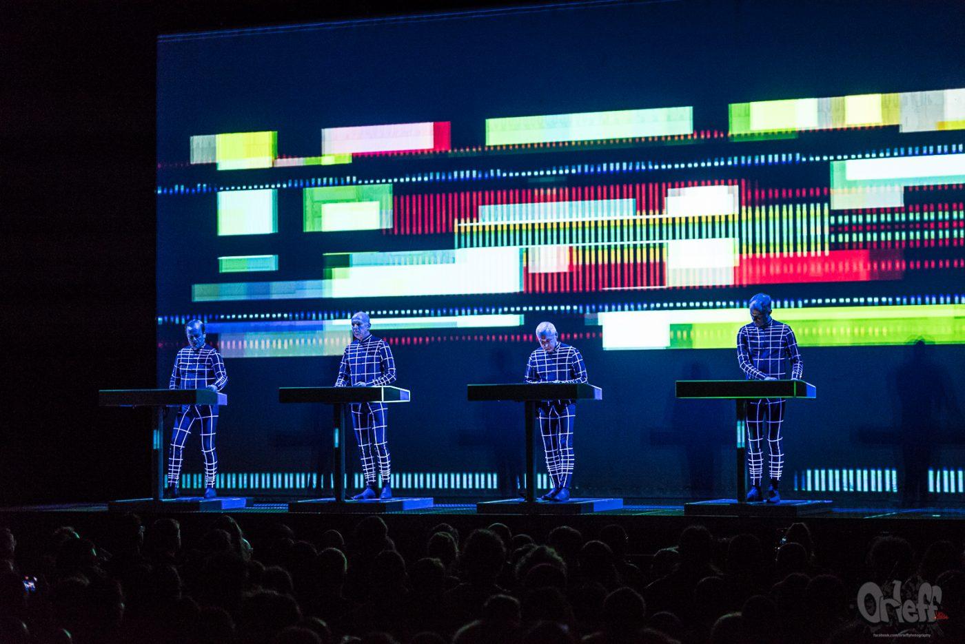 Kraftwerk @ Universiada Hall, 2018