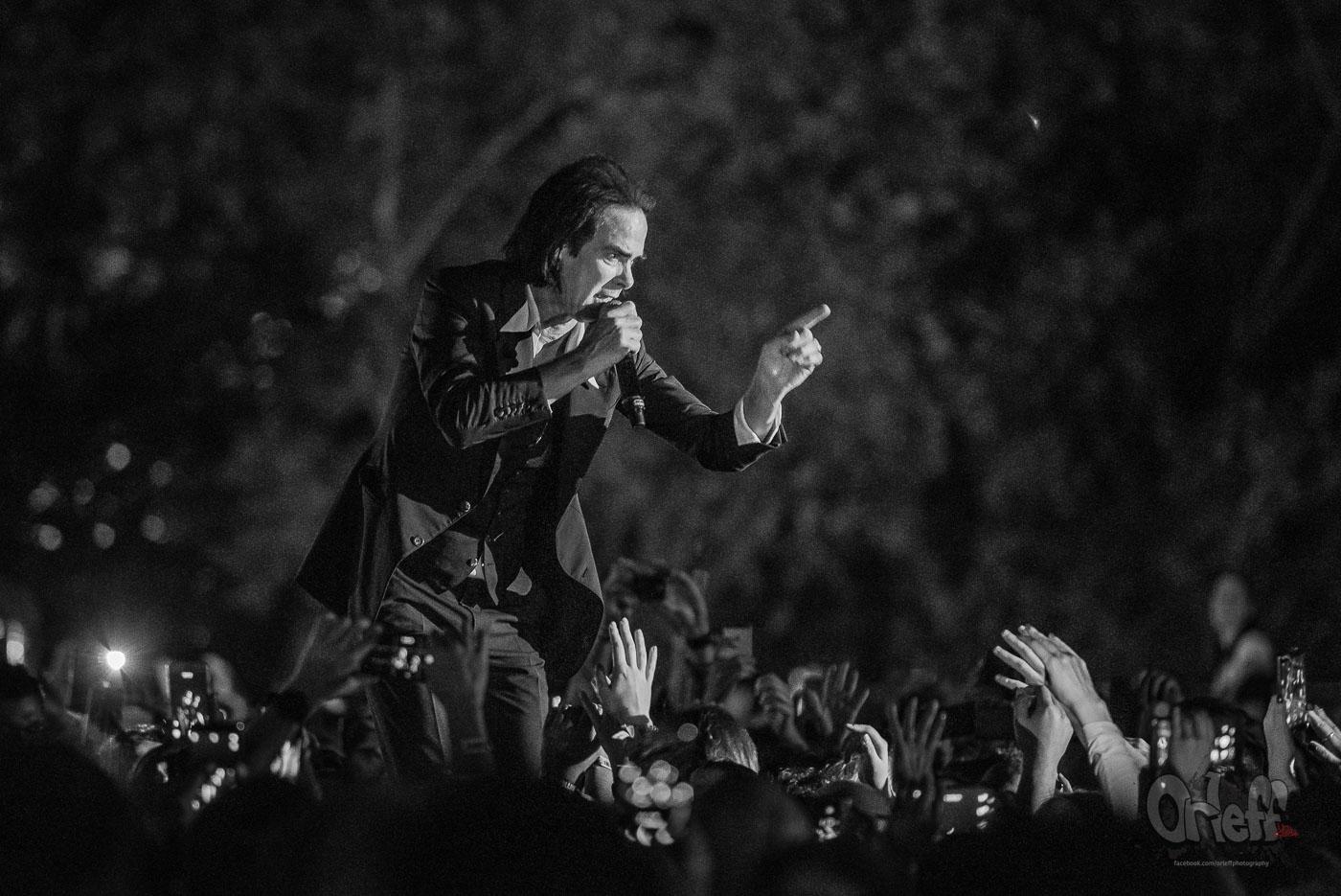 "Nick Cave и Warren Ellis представиха новия си албум ""Carnage"""