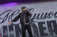 Hollywood Undead @ Nova Rock 2018