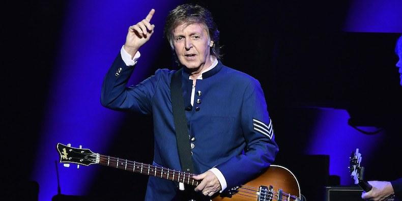 """Paul McCartney с ново официално видео, гледайте """"Slidin'"""""""