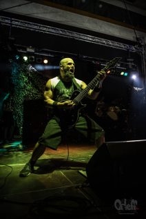 Soulfly @ Universiada Hall, 2018