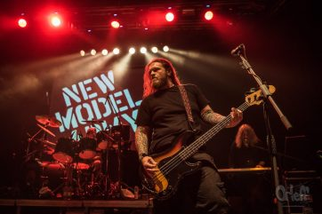 New Model Army @ Street Mode Festival 2018