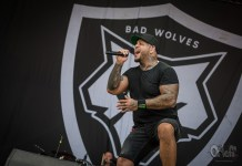 Bad Wolves @ Nova Rock 2019