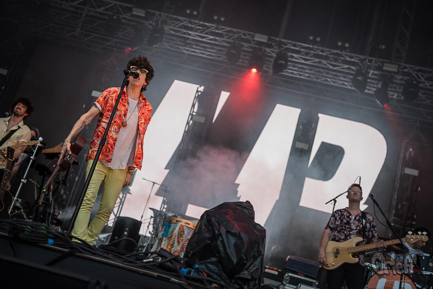 LP @ INmusic festival, 2019