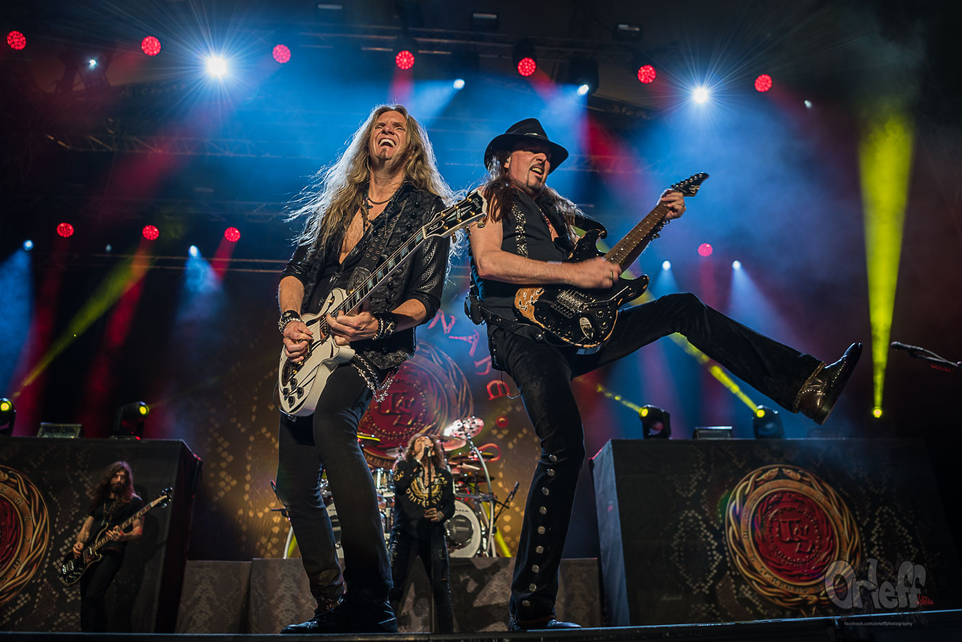 Whitesnake @ Hills Of Rock, 2019