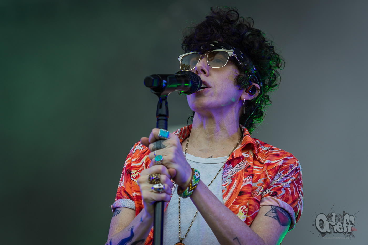 LP @ INmusic festival, 2019