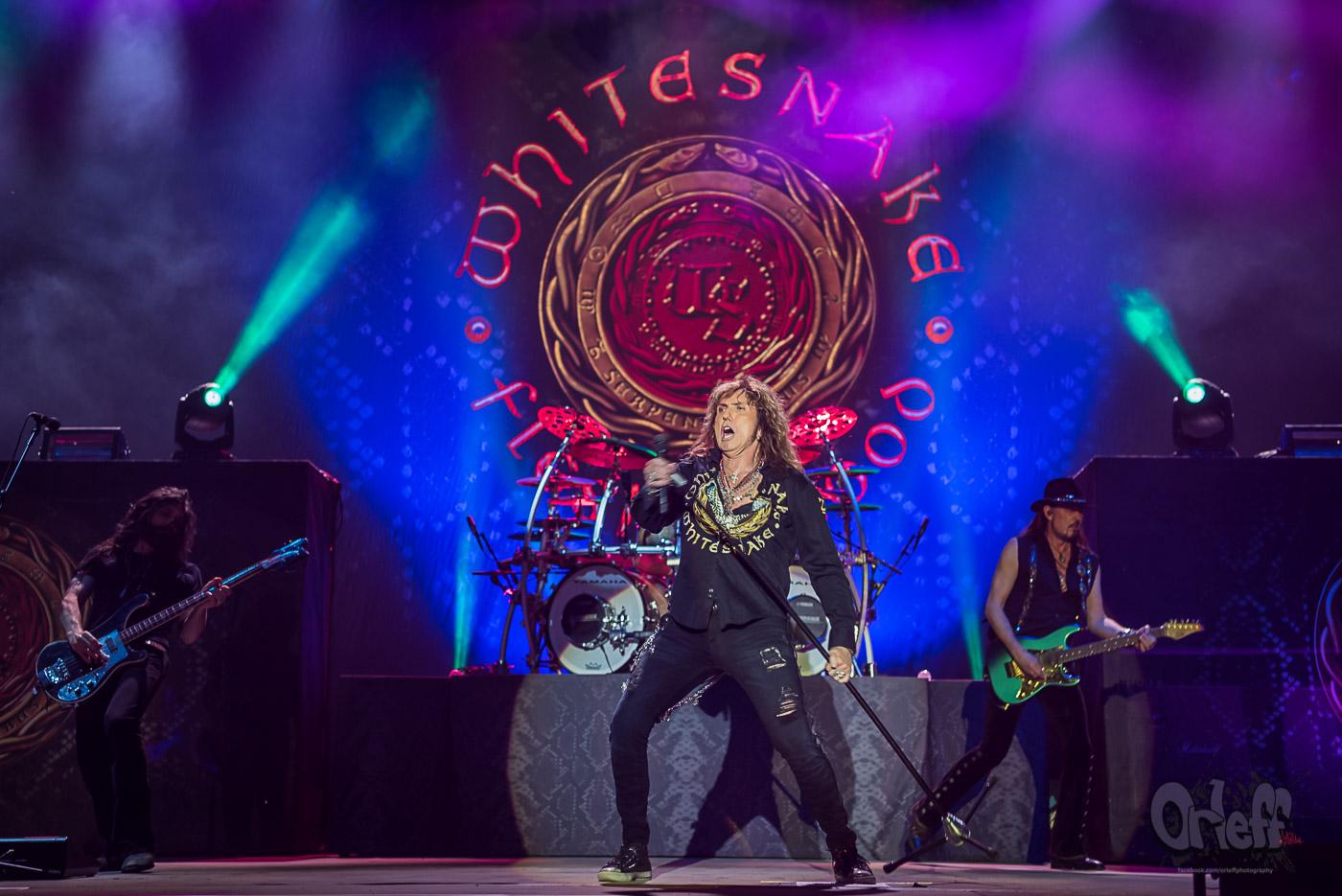 Whitesnake @ Hills Of Rock, 2019