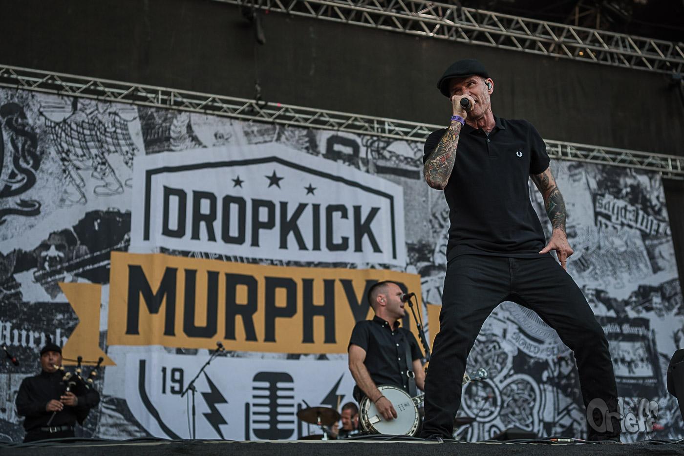Dropkick Murphys @ Nova Rock 2019
