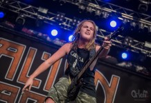 Alien Weaponry @ MetalDays Festival 2019