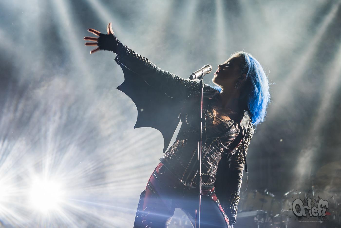 Arch Enemy @ MetalDays Festival 2019