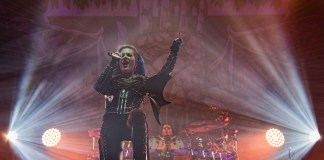 Arch Enemy @ MetalDays Festival 2019