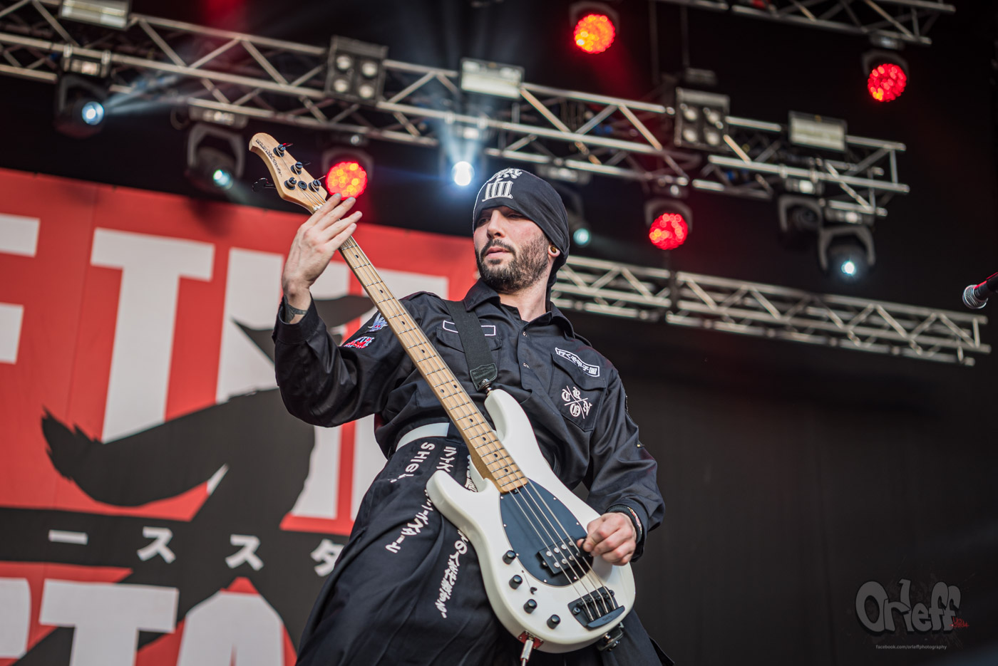 Rise Of The Northstar @ MetalDays Festival 2019