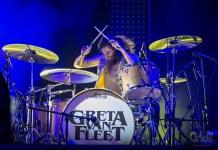 Greta Van Fleet @ EXIT Festival, 2019