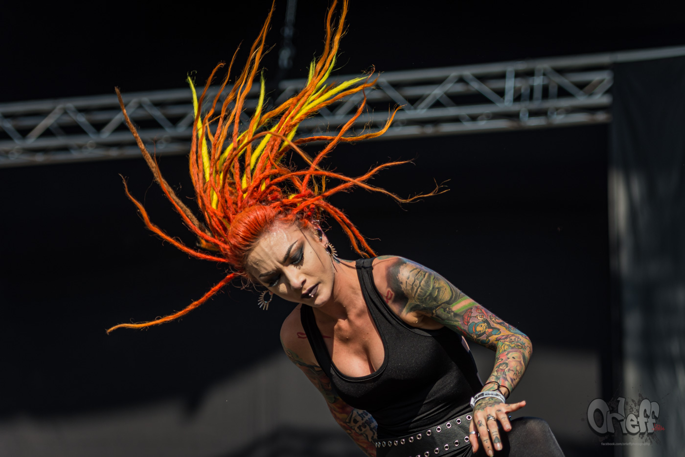 Infected Rain @ MetalDays Festival 2019