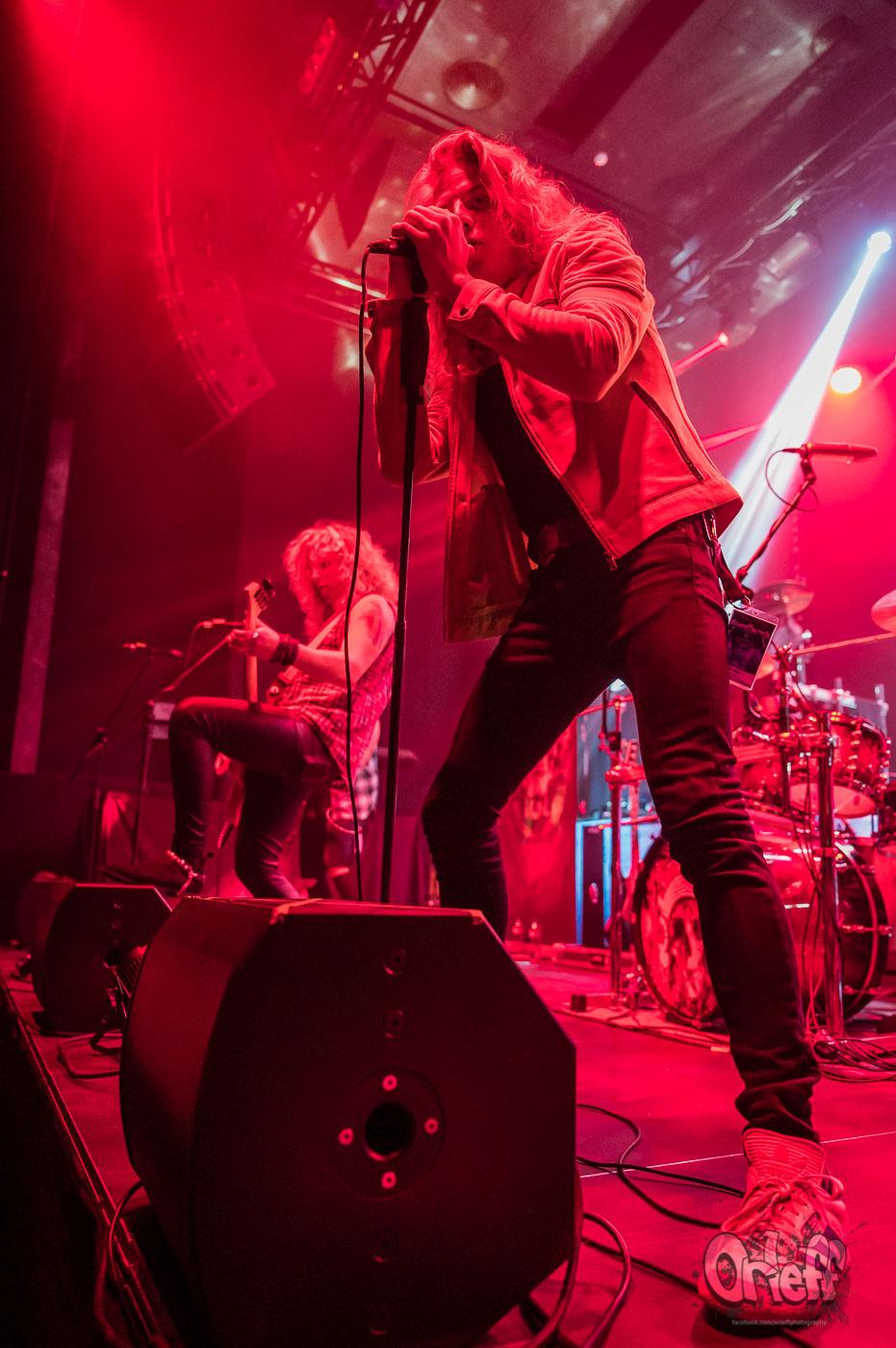 Temple Balls @ Music Jam, 2019