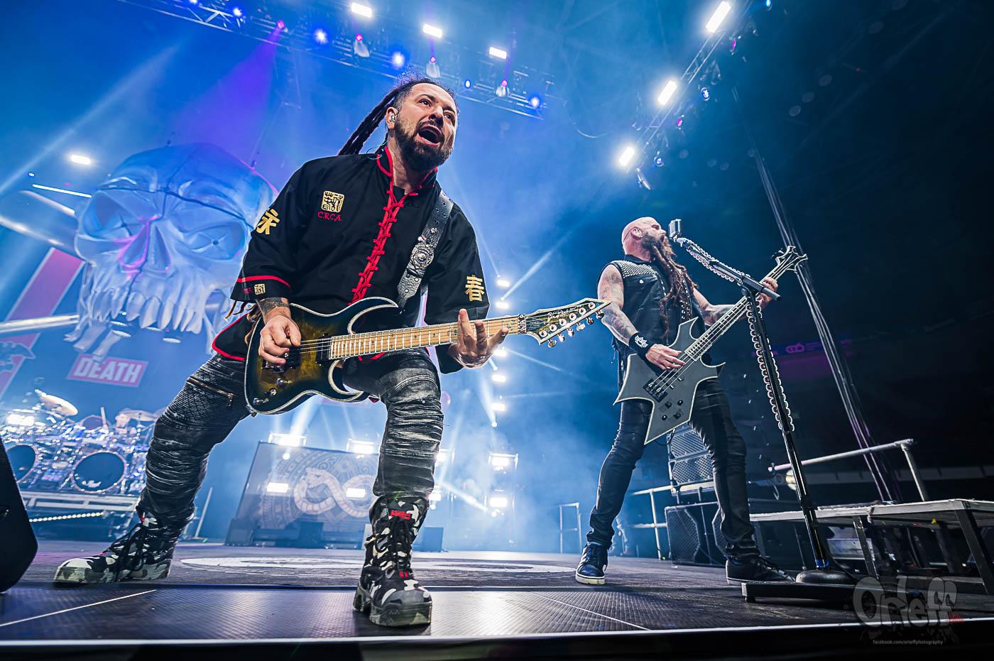 Five Finger Death Punch @ Arena Armeets, 2020