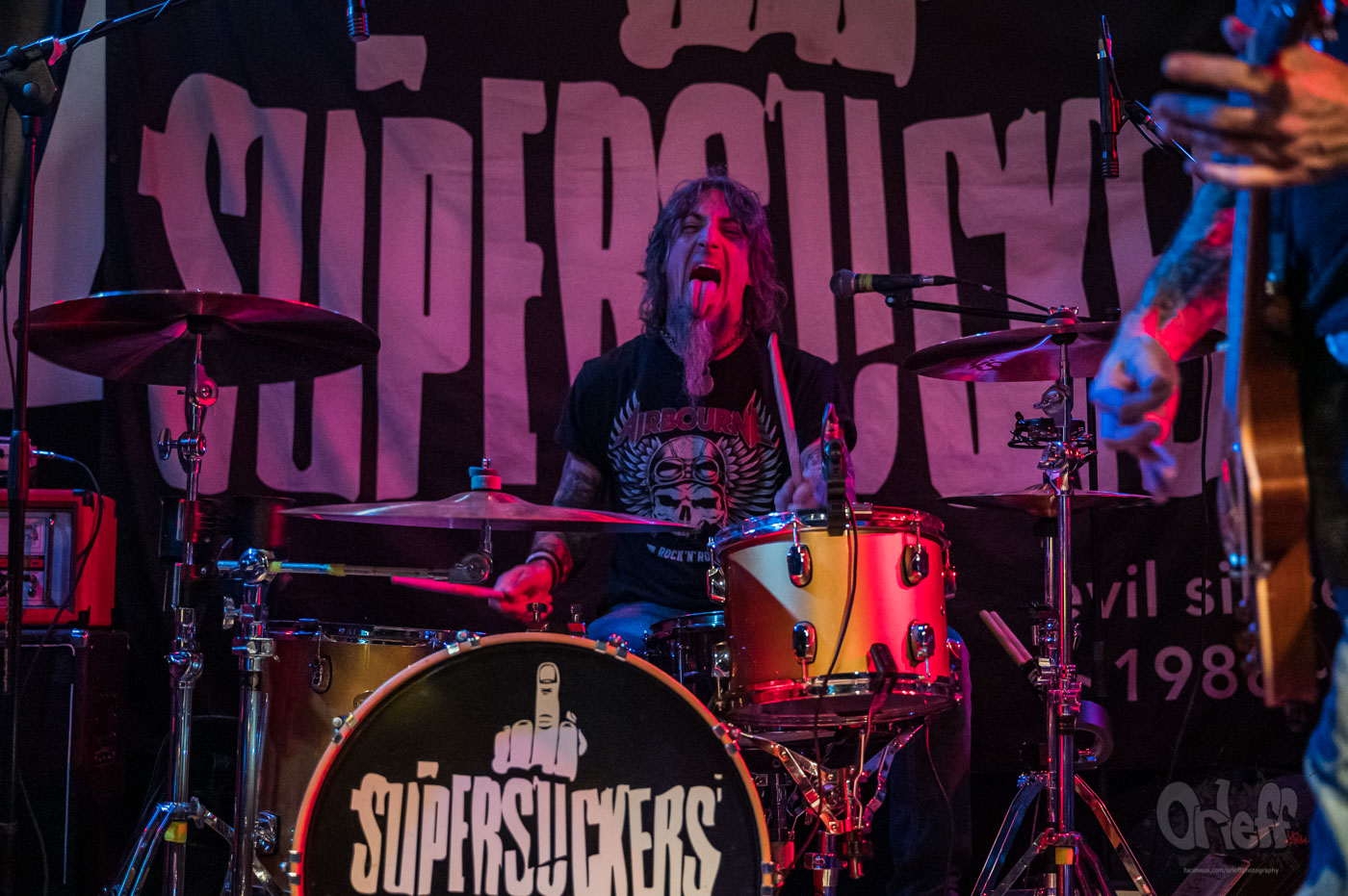 Supersuckers @ Live & Loud, 2020