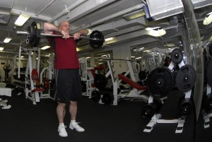It's never too late to start strength training for improved heart health.