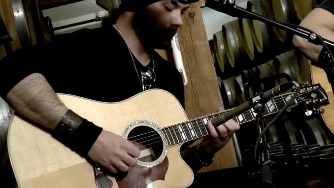 Candlebox Guitarist Brian Quinn