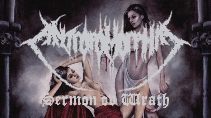 AntropomorphiA new album Sermon of Wrath
