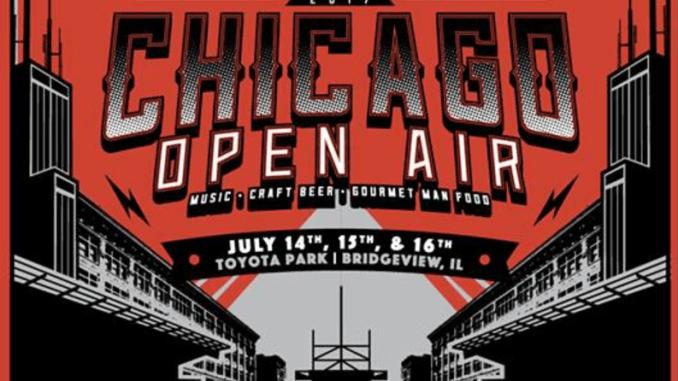 Chicago Open Air 2017