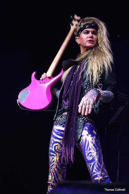 Steel Panther LIVE at The Fillmore Lexxi Foxx photo by Thomas Collins – 3