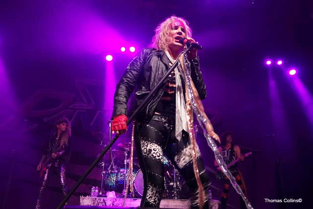 Steel Panther LIVE at The Fillmore Michael Starr photo by Thomas Collins – 5