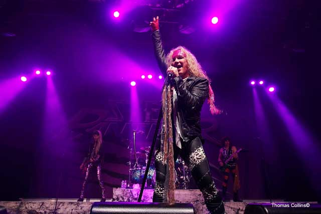 Steel Panther LIVE at The Fillmore Michael Starr photo by Thomas Collins – 3