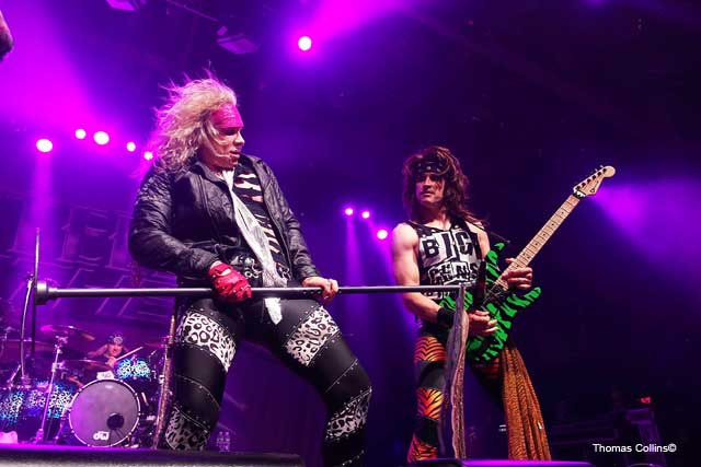 Steel Panther LIVE at The Fillmore  – 6