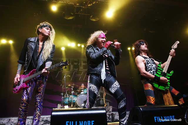 Steel Panther LIVE at The Fillmore  – 2