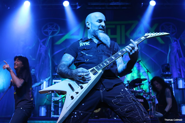 Anthrax LIVE at the Electric Factory in Philadelphia