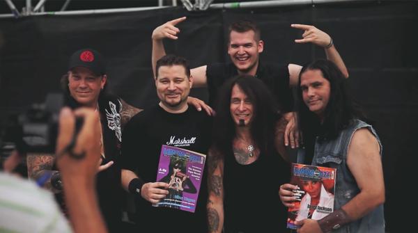 Metal Band Power Theory